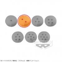 ドラゴンボール超 もっちりスクイーズドラゴンボール B.二星球(リャンシンチュウ)