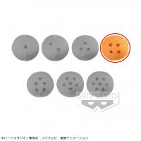 ドラゴンボール超 もっちりスクイーズドラゴンボール D.四星球(スーシンチュウ)