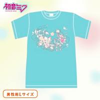 初音ミク オリジナルTシャツ C.木下きのこ先生イラスト