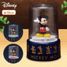 ミッキーマウス PM光って舞う電動ウィンタースノーイングドームver.2