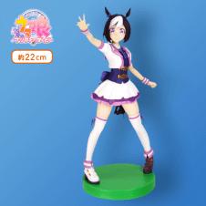 ウマ娘 プリティーダービー 全力造形 フィギュア スペシャルウィーク アニメstyle