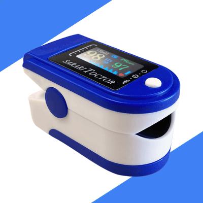 OLEDディスプレイ酸素飽和度メーター